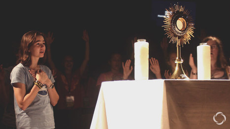 Eucharistic Adoration: Fridays, 9:00 am - 12 noon