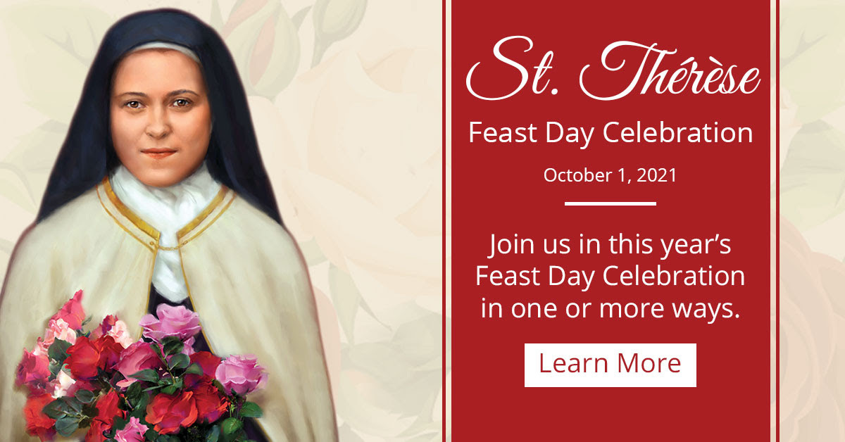 Novena to St. Therese