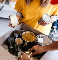 SVdP's Pantry is in Need of Food Supplies