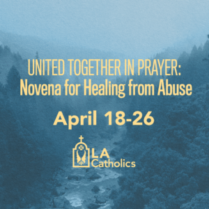 UNITED TOGETHER IN PRAYER: Novena for Healing from Abuse