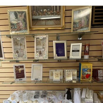 First Holy Communion items are now available at our Gift Shop.