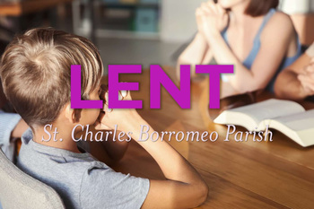 Resources for Lent 2021