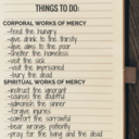 Work of Mercy