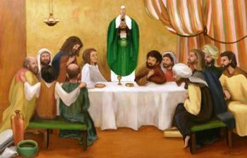 Holy Thursday Mass of the Lord's Last Supper