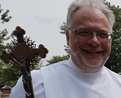 Deacon Tim Raaymakers
