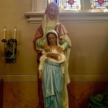 St. Anne's Sodality Holy Hour