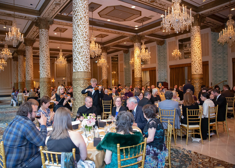 CANONS BENEFIT DINNER