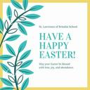 Happy Easter/Felices Pascuas