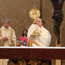 '40 hour' Eucharistic Adorationat the Cathedral