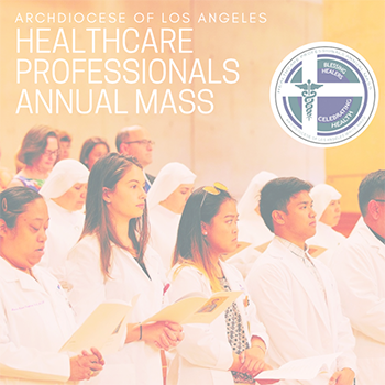 White Mass for Healthcare Professionals