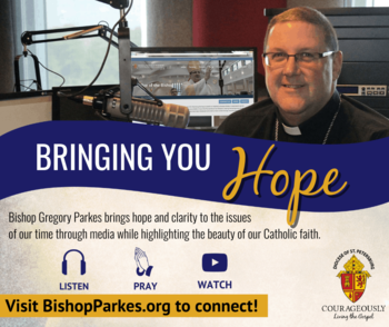 Bringing You Hope: Bishop Parkes
