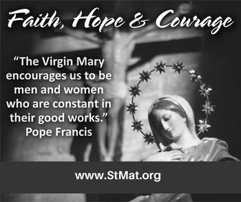 Faith, Hope & Courage Update