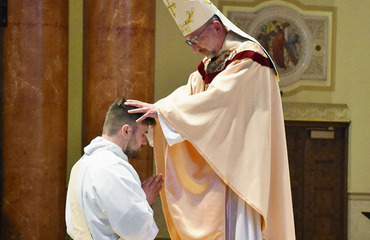 Ordinations to the diaconate and priesthood