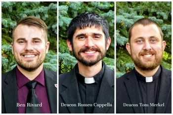 Deacons receive Call to Orders