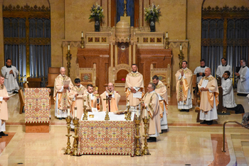 Photo Album: Ordination June 5, 2020