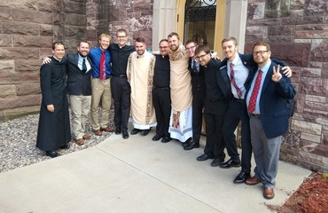 How does a man discern the priesthood?