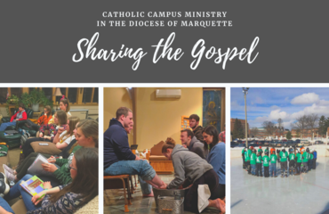 Sharing the Gospel: Catholic Campus Ministry in the UP
