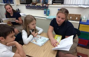 New Trend: Implementing a Classical Catholic Curriculum