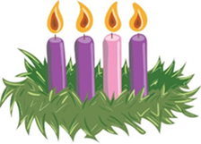 Music For Advent via Zoom