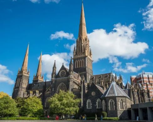 The Archdiocese of Melbourne