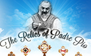 Learn more about the Padre Pio's relics tour