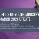March Youth Ministry Update