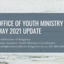 May Youth Ministry Update