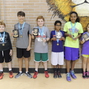2015 Free Throw Competition Winners