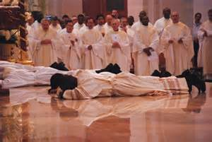 Ordination of five Archdiocese priests