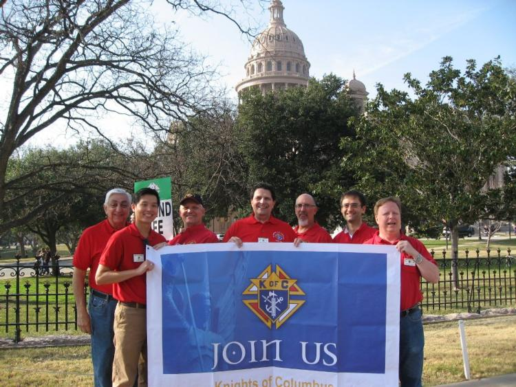 Arch:Texas Rally for Life