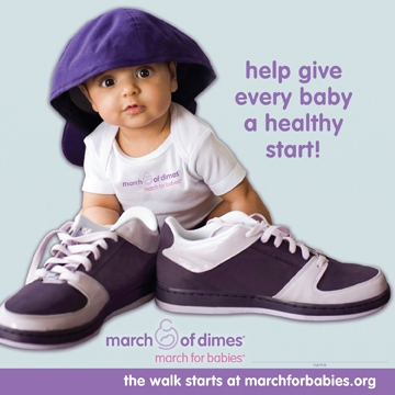 VO: March of Dimes