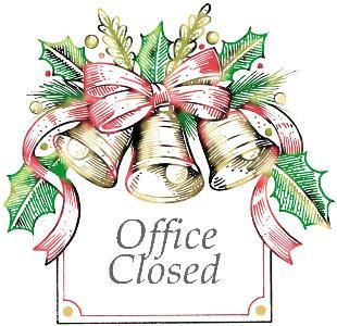 Office Closed - Holiday