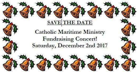 Maritime Ministry concert on Sat. Dec. 2nd