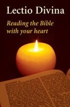 Lectio Divina bible and candle