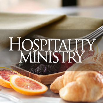 Hospitality Ministry Forming
