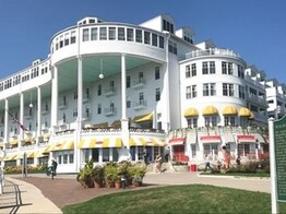 Join the Kolbe Club's trip to Mackinac Island, Michigan