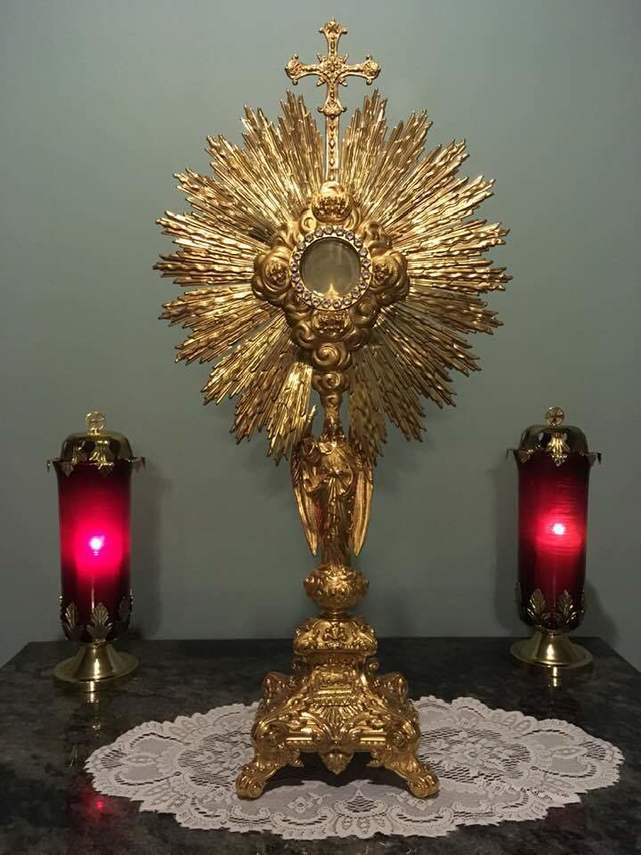 CTK Adoration Chapel