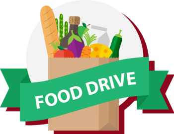 Food Drive - hosted by Michael Kish