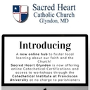Sacred Heart offers online Catechetical Certifications