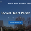 New parish website