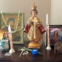 Show us your home altars and prayer spaces!