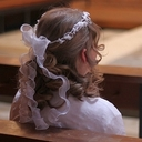 First Eucharist at Sacred Heart