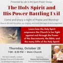 Life in the Spirit: Praise and Worship Event