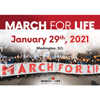 National March for Life in Washington, D.C.