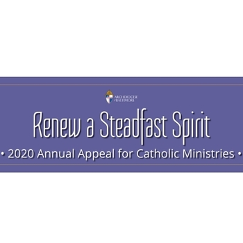 2020 Annual Appeal for Catholic Ministries