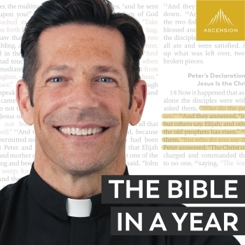 """Join Catholic Scripture Study for """"The Bible in a Year"""""""