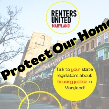 Protect Our Homes Virtual Lobby Day