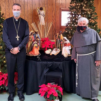 Christmas at St. Benedict the Moor