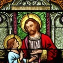 SAINT JOSEPH, secondary patron of the Archdioceseof Los Angeles