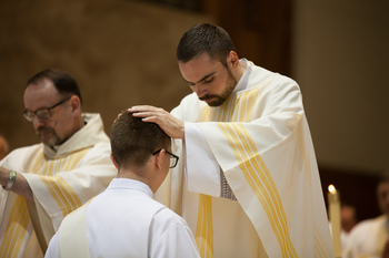 Priestly Ordinations in the Archdiocese of Los Angeles